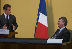 Visite du Président de la République au CESE
