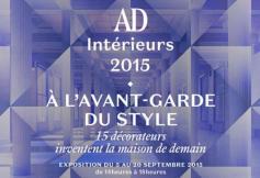 Exposition AD Intérieurs du 5 au 20 septembre au Palais d'Iéna