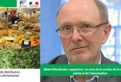 Le CESE s'est prononcé sur les circuits de distribution des produits alimentaires