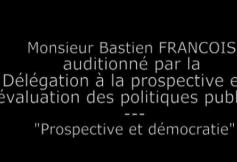 Questions à Bastien François