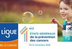 1ers Etats généraux de la prévention des cancers