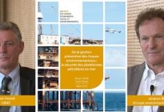 Le CESE s'est prononcé sur la sécurité des plateformes pétrolières en mer