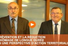 """Le CESE a adopté son avis """"La prévention et la réduction du chômage de longue durée dans une perspective d'action territoriale"""""""