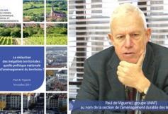 Préconisations du CESE sur la politique nationale d'aménagement du territoire