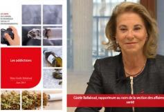 Le CESE a rendu ses préconisations sur les addictions