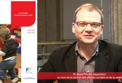 Le CESE se penche sur la stratégie d'investissement social