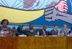 Séminaire international de Brazzaville sur le Développement durable et solidaire