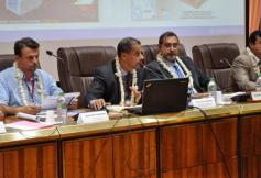 Restitution de Rémy-Louis Budoc sur les ports ultramarins au CESC de la Polynésie française