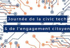 Journée de la civic tech & de l'engagement citoyen au CESE