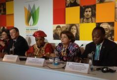 Le CESE organise l'un des premiers side-events de la COP 21