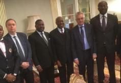 Une délégation du CES de Côte d'Ivoire en mission au CESE