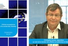 Comment redonner à l'Union Européenne un nouvel élan, à la fois mobilisateur et ambitieux ?