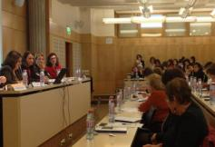 Temps d'échange au CESE pour promouvoir l'égalité entre les hommes et les femmes