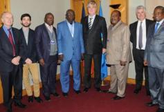 Une mission d'information des CES de Guinée et du Mali sur le système de retraite des conseillers