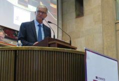 Discours du Président du CESE, Patrick Bernasconi - 28 août 2017