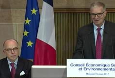 Discours de Patrick Bernasconi, Président du CESE
