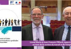 Le CESE a rendu son avis sur les discriminations syndicales