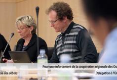Compte-rendu de la réunion de la délégation à l'Outre-mer du mardi 13 Décembre 2011
