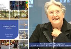 Le CESE dresse un bilan du dispositif des zones franches urbaines en matière d'économie et d'emploi