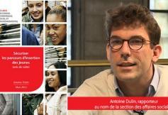 Le CESE s'est prononcé sur la sécurisation des parcours d'insertion des jeunes