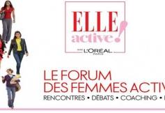 ELLE Active, 3ème édition du forum des femmes actives