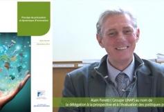 Présentation de l'étude « Principe de précaution et dynamique d'innovation »