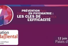 """""""Prévention en psychiatrie : les clés de l'efficacité"""", colloque organisé par la Fondation FondaMental en partenariat avec Klesia et le CESE"""