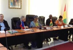 Une délégation du CESE en mission au CES de Guinée pour relancer la coopération entre les deux institutions