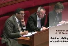 Revoir la séance du 12 février 2013 : Suicide : plaidoyer pour une prévention active