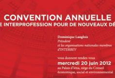 Convention INTERBEV