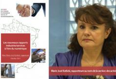 Le CESE s'est prononcé sur les nouveaux rapports industrie-services à l'ère du numérique