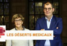 Le CESE a adopté son avis sur les déserts médicaux