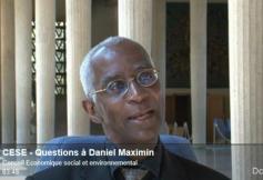 Questions à M. Daniel MAXIMIN