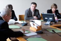 Le rapporteur de l'avis sur « les inégalités à l'école » en audition au Sénat