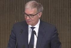 Discours du Président Bernasconi - Bilan de la première année de mandature du CESE 2015-2020