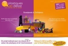 Concours « Les Plastiques en Débat »