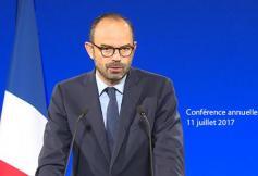 Discours de M. Edouard Philippe, Premier ministre