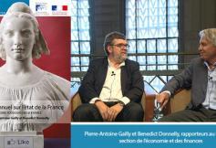 Le CESE a rendu son rapport annuel sur l'état de la France en 2016
