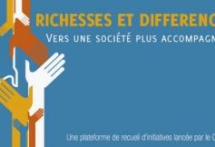 Lancement d'une plateforme d'initiatives concernant l'accompagnement des personnes en situation de handicap