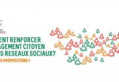 Comment renforcer l'engagement citoyen par les réseaux sociaux ? Faites vos propositions