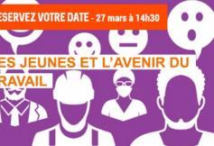"""Revoir la séance plénière """"Les jeunes et l'avenir du travail"""""""