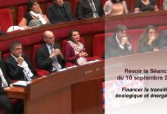 Séance : Financer la transition écologique et énergétique