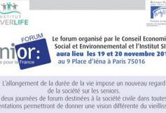 Forum senior, une chance pour la France