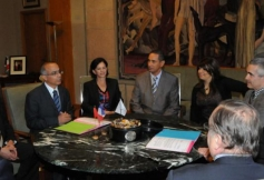 Echange de bonnes pratiques et partenariat entre le CESE et le CES Marocain