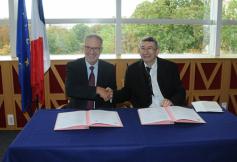 Signature du partenariat « Mémoire et Vigilance » entre le CESE et la Fondation pour la Mémoire de la Déportation