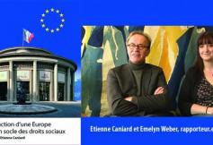 Le CESE a voté son avis sur la construction d'une Europe dotée d'un socle des droits sociaux
