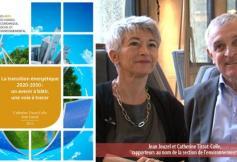 Le CESE a rendu ses préconisations sur la transition énergétique 2020-2050 : un avenir à bâtir, une voie à tracer