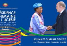 L'UCESIF publie le bilan de sa Présidence roumaine