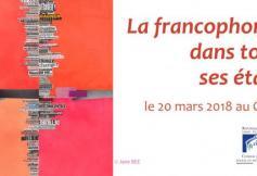 La francophonie dans tous ses états
