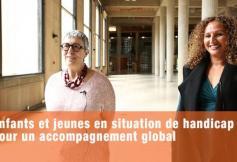 """Le CESE a adopté son avis """"Enfants et jeunes en situation de handicap : pour un accompagnement global"""""""